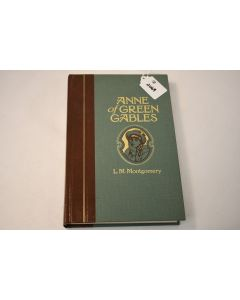 Anne of Green Gables Hardcover Book Readers Digest Fiction Novel L M Montgomery