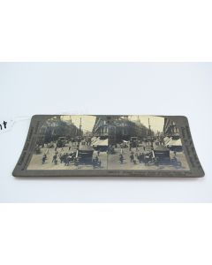 Vintage Keystone View Most Important St Of Belfast, Ireland Stereo Photo U.S.A