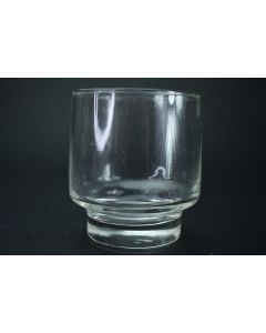 Libbey Tellaro Clear Glass Stackable Drinking Beverage Cup Kitchen Drinkware