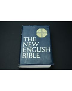 Vintage 1970 The New English Holy Bible Standard Edition Hardbound Book Preface