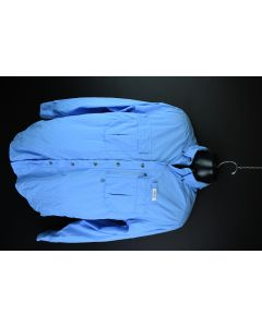 Gander Mountain Guide Series Mens Light Blue Vented Fishing Hunting Shirt Size M