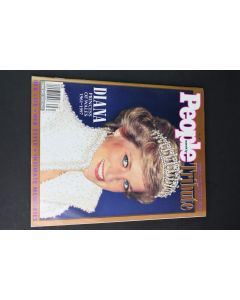 People Weekly Tribute Special Collectors Issue Diana Princess Of Wales 1961-1997