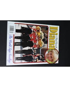 Diana A Final Farewell The World Says Goodbye 1997 Illustrated Magazine Royalty