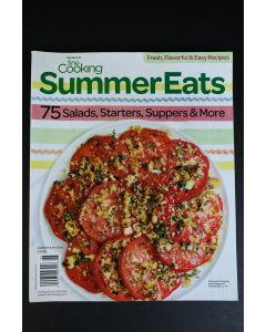 The Best Of Fine Cooking Summer Eats 75 Salads, Starters, Suppers & More Food