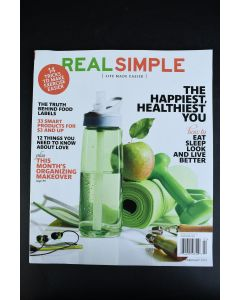 Real Simple Life Made Easier 12 Tricks To Make Exercise Easier February 2013