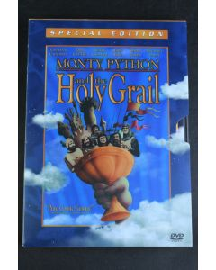 Monty Python And The Holy Grail Special Edition 1974 National Film Trustee