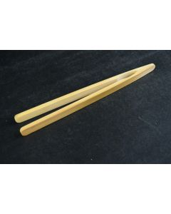 Easy Use Chopsticks Tongs Wooden Food Eating Kitchenware Dining Utensil Tool