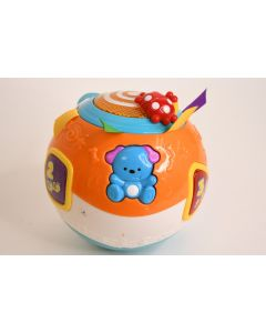 Vtech Move & Crawl Ball Electronic Kids Toddlers Fun Play Toy For Children