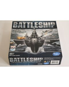 Hasbro 2012 Battleship The Classic Naval Combat Game For 2 Players Ages 7+ USA