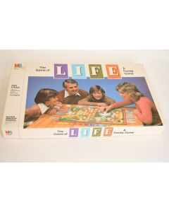 Vintage 1979 Milton Bradley The Game Of Life A Family Game 4000 For 2-8 Players