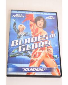 Blades Of Glory W/Will Ferrell & Jon Heder Hilarious Wide Screen 2007 DVD Movie