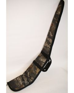 Realtree Hardwoods 53 Inch Camo Design Zippered Padded Soft Rifle Carrying Case