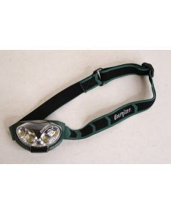 Energizer Green Battery Operated Headlamp W/Adjustable Elastic Band HDL33A2 Run