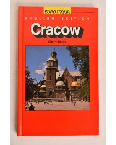 Euro Tour 1996 English Ed. Cracow City of Kings Illustrated Red Hardbound Book