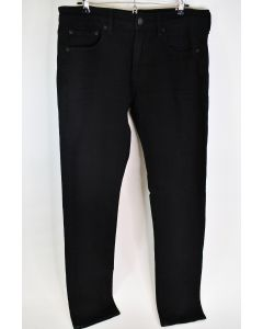 American Eagle Outfitters Men's Skinny Black Wash Jeans Size 32W/34L New W/Tags