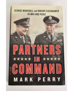 PARTNERS IN COMMAND Hardback Book Penguin Press 2007 472 Pages 9.5 x 6.5 x 1.5