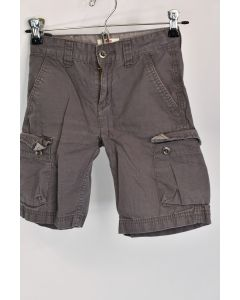 Levi Strauss And Co Children's Gray Cargo Shorts Size 7 Reg For 6/7 Years Old