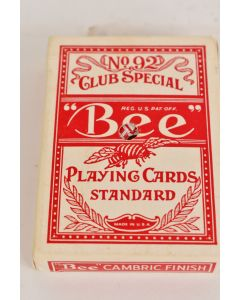 Official Caesar's Palace Casino No 92 Club Special Bee Standard Playing Cards