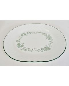 Corelle By Corning Serving Platter Pattern Callaway Ivy Microwavable Made In USA