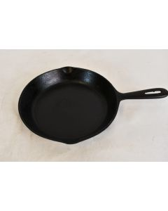 Cast Iron Small Skillet Pan H5 Taiwan Kitchen Or Outdoor Cookware Metalware