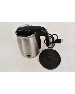 Keurig Model LM-150P Milk And Cream Frother For Coffee Silver And Black - Works