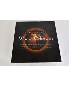 Wise And Otherwise Board Game 2-6 Players Ages 12 To Adult 1996 Incomplete