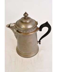 Vintage Manning Bowman Quality Meriden CT 1744 Coffee Tea Kettle Filtered Spout