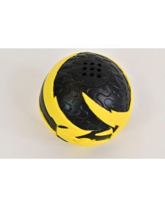 NERF Cosmic Catch The Talking Ball Electronic Game Yellow & Black Toy BALL ONLY