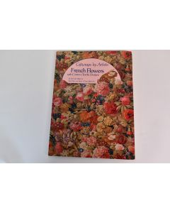 Giftwraps by Artists: French Flowers 19th Century Textile Design Paperback Book