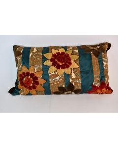 Pier 1 Floral Couch Pillow