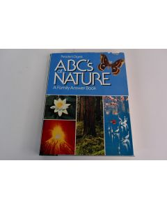 ABC's of Nature A Family Answer Book Hardbound Book Copyright 1988
