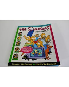 The Simpsons A Complete Guide To Our Favorite Family M. Groening 1997 Paperback
